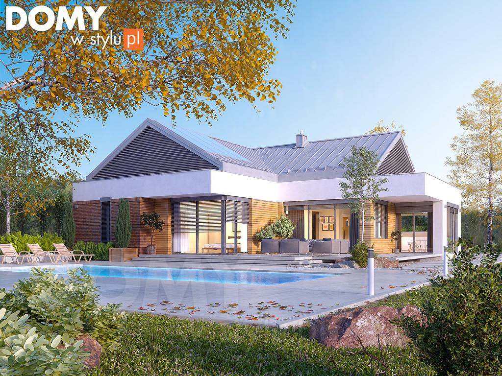 Projekty domów nowoczesnych odpowiedzią na rosnące oczekiwania użytkowników