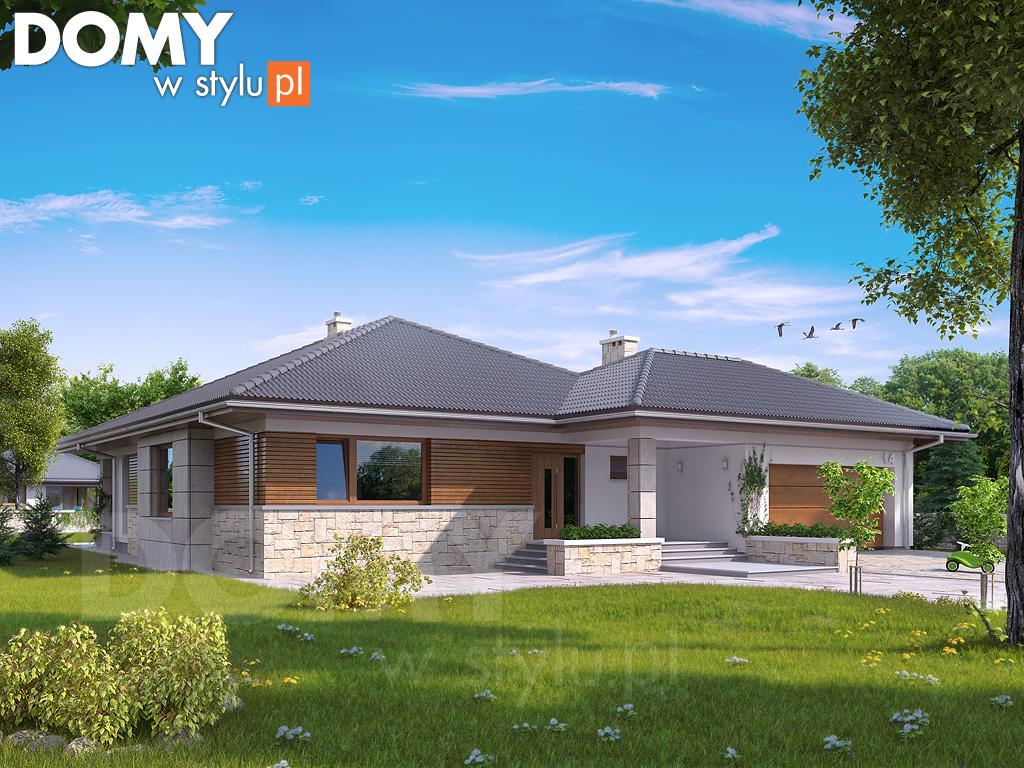 Jak wybrać projekt domu parterowego, który jest estetyczny i tani w budowie?